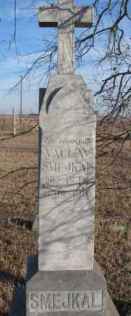 SMEJKAL, VACLAV - Yankton County, South Dakota | VACLAV SMEJKAL - South Dakota Gravestone Photos