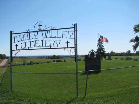 *TURKEY VALLEY LUTHERAN, NW VIEW & GPS - Yankton County, South Dakota | NW VIEW & GPS *TURKEY VALLEY LUTHERAN - South Dakota Gravestone Photos