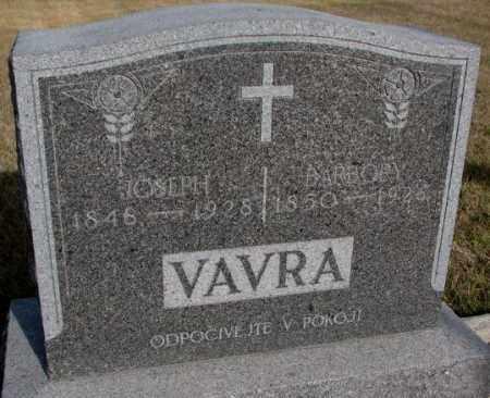 VAVRA, JOSEPH - Yankton County, South Dakota | JOSEPH VAVRA - South Dakota Gravestone Photos