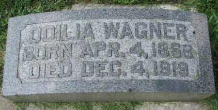 WAGNER, DOILIA - Yankton County, South Dakota | DOILIA WAGNER - South Dakota Gravestone Photos