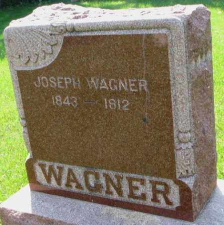 WAGNER, JOSEPH - Yankton County, South Dakota | JOSEPH WAGNER - South Dakota Gravestone Photos