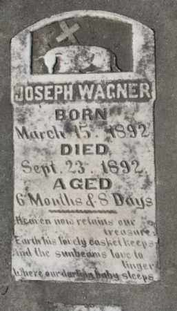 WAGNER, JOSEPH - Yankton County, South Dakota   JOSEPH WAGNER - South Dakota Gravestone Photos