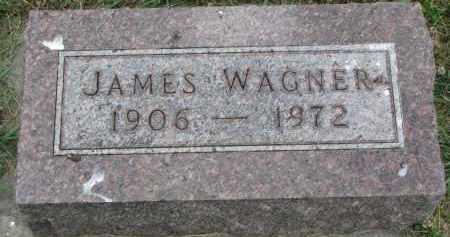 WAGNER, JAMES - Yankton County, South Dakota   JAMES WAGNER - South Dakota Gravestone Photos