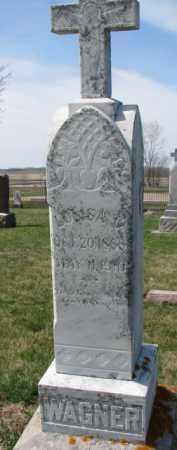 WAGNER, LOUISA C. - Yankton County, South Dakota | LOUISA C. WAGNER - South Dakota Gravestone Photos