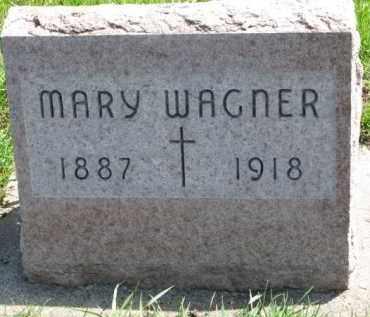 WAGNER, MARY - Yankton County, South Dakota | MARY WAGNER - South Dakota Gravestone Photos