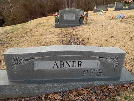 ABNER, ROY TURNER - Anderson County, Tennessee | ROY TURNER ABNER - Tennessee Gravestone Photos