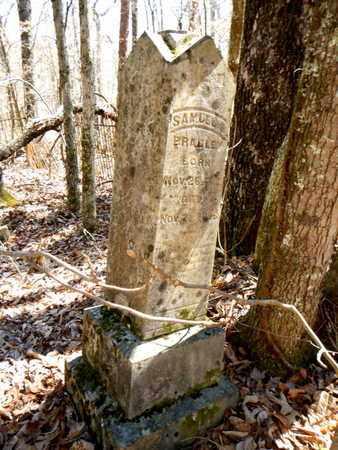 BRADLEY, SAMUEL - Anderson County, Tennessee | SAMUEL BRADLEY - Tennessee Gravestone Photos