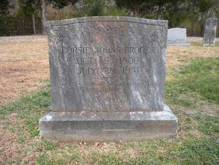 JOHNS BROOKS, DORSIE - Anderson County, Tennessee | DORSIE JOHNS BROOKS - Tennessee Gravestone Photos