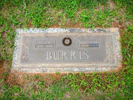BURRIS, LILLIAN H - Anderson County, Tennessee | LILLIAN H BURRIS - Tennessee Gravestone Photos