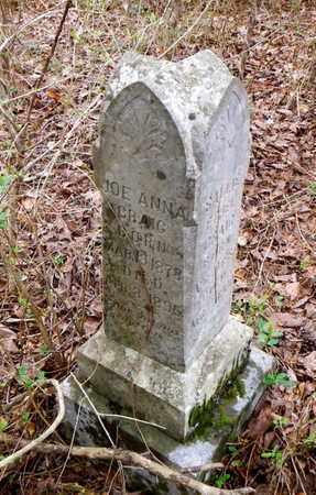 CRAIG, JOE ANNA - Anderson County, Tennessee | JOE ANNA CRAIG - Tennessee Gravestone Photos
