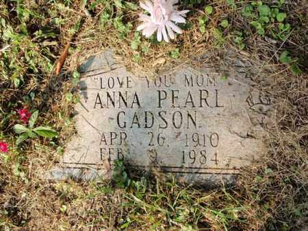 GADSON, ANNA PEARL - Anderson County, Tennessee | ANNA PEARL GADSON - Tennessee Gravestone Photos