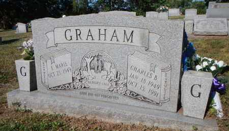 GRAHAM, CHARLES B - Anderson County, Tennessee   CHARLES B GRAHAM - Tennessee Gravestone Photos