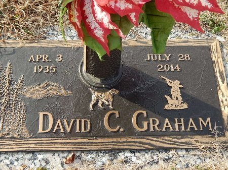 GRAHAM, DAVID C  - Anderson County, Tennessee | DAVID C  GRAHAM - Tennessee Gravestone Photos