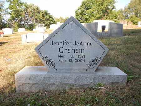 GRAHAM, JENNIFER JEANNE - Anderson County, Tennessee | JENNIFER JEANNE GRAHAM - Tennessee Gravestone Photos