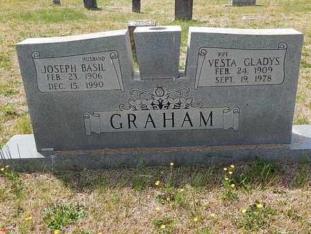 GRAHAM, JOSEPH BASIL - Anderson County, Tennessee | JOSEPH BASIL GRAHAM - Tennessee Gravestone Photos