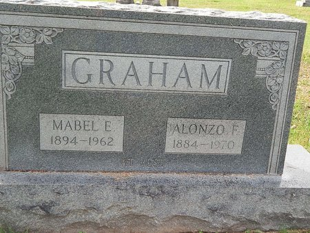 GRAHAM, MABEL E - Anderson County, Tennessee | MABEL E GRAHAM - Tennessee Gravestone Photos