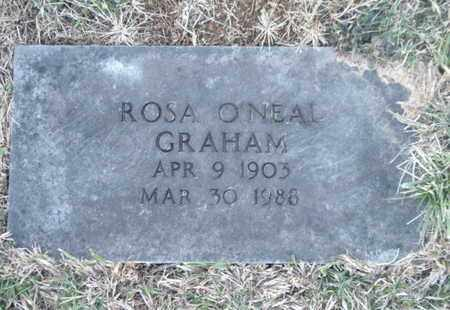 GRAHAM, ROSA - Anderson County, Tennessee   ROSA GRAHAM - Tennessee Gravestone Photos