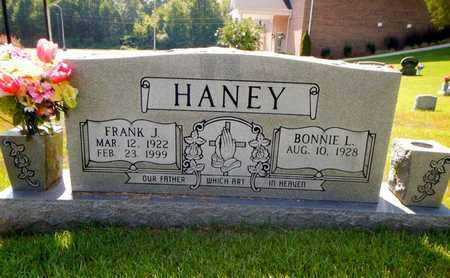 HANEY, FRANK J - Anderson County, Tennessee   FRANK J HANEY - Tennessee Gravestone Photos