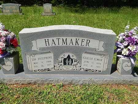 HATMAKER, IDA JOSEPHINE - Anderson County, Tennessee   IDA JOSEPHINE HATMAKER - Tennessee Gravestone Photos