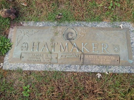 HATMAKER, JAMES H - Anderson County, Tennessee | JAMES H HATMAKER - Tennessee Gravestone Photos