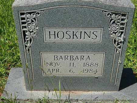 HOSKINS, BARBARA - Anderson County, Tennessee   BARBARA HOSKINS - Tennessee Gravestone Photos