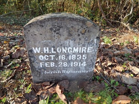 LONGMIRE, W L - Anderson County, Tennessee | W L LONGMIRE - Tennessee Gravestone Photos