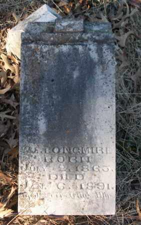 LONGMIRE, W F - Anderson County, Tennessee | W F LONGMIRE - Tennessee Gravestone Photos
