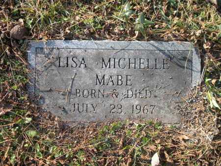 MABE, LISA MICHELLE - Anderson County, Tennessee   LISA MICHELLE MABE - Tennessee Gravestone Photos