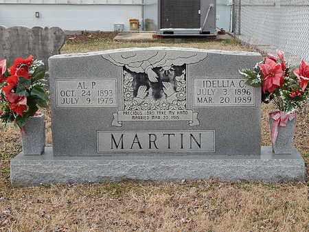 MARTIN, AL P - Anderson County, Tennessee | AL P MARTIN - Tennessee Gravestone Photos