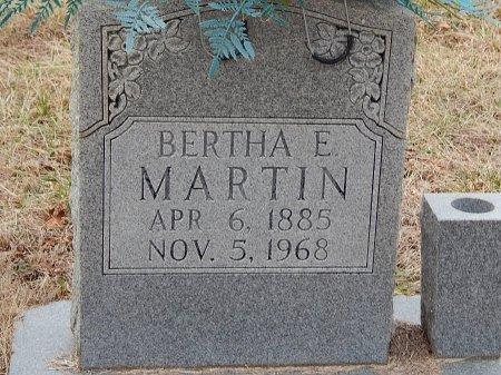 MARTIN, BERTHA E - Anderson County, Tennessee | BERTHA E MARTIN - Tennessee Gravestone Photos