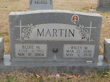 MARTIN, RILEY M - Anderson County, Tennessee | RILEY M MARTIN - Tennessee Gravestone Photos