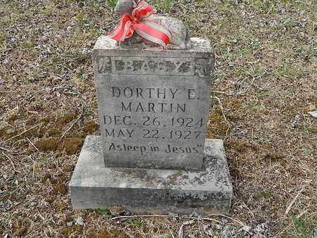 MARTIN, DOROTHY L - Anderson County, Tennessee | DOROTHY L MARTIN - Tennessee Gravestone Photos