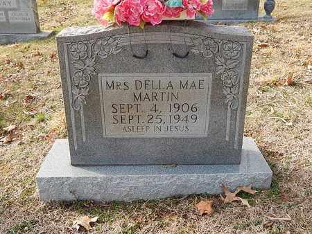 MARTIN, DELLA MAE - Anderson County, Tennessee   DELLA MAE MARTIN - Tennessee Gravestone Photos
