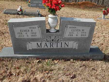 MARTIN, ELMER R - Anderson County, Tennessee | ELMER R MARTIN - Tennessee Gravestone Photos