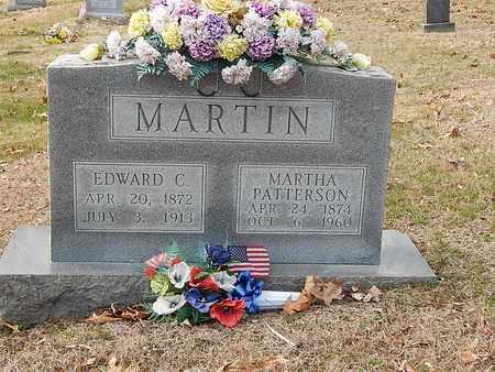 MARTIN, EDWARD C - Anderson County, Tennessee | EDWARD C MARTIN - Tennessee Gravestone Photos