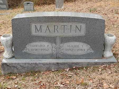 MARTIN, EDWARD P - Anderson County, Tennessee | EDWARD P MARTIN - Tennessee Gravestone Photos