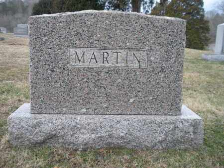 MARTIN, FAMILY STONE - Anderson County, Tennessee   FAMILY STONE MARTIN - Tennessee Gravestone Photos