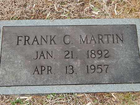 MARTIN, FRANK C - Anderson County, Tennessee | FRANK C MARTIN - Tennessee Gravestone Photos