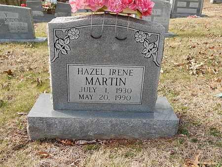 MARTIN, HAZEL IRENE - Anderson County, Tennessee   HAZEL IRENE MARTIN - Tennessee Gravestone Photos