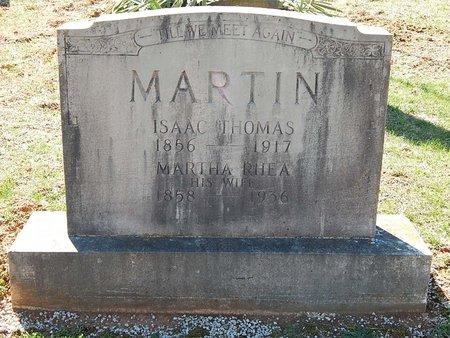 MARTIN, MARTHA RHEA - Anderson County, Tennessee | MARTHA RHEA MARTIN - Tennessee Gravestone Photos