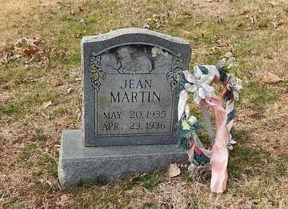 MARTIN, JEAN - Anderson County, Tennessee   JEAN MARTIN - Tennessee Gravestone Photos
