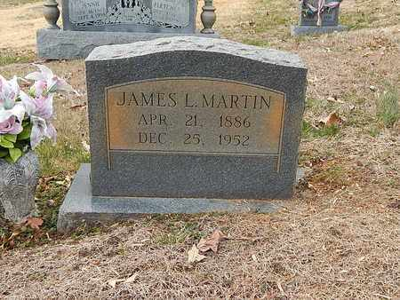 MARTIN, JAMES L - Anderson County, Tennessee   JAMES L MARTIN - Tennessee Gravestone Photos