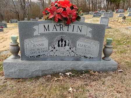 MARTIN, FLETCHER - Anderson County, Tennessee | FLETCHER MARTIN - Tennessee Gravestone Photos