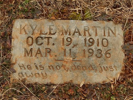 MARTIN, KYLE  - Anderson County, Tennessee | KYLE  MARTIN - Tennessee Gravestone Photos