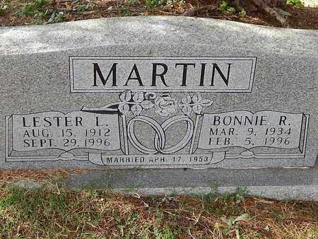 MARTIN, LESTER L - Anderson County, Tennessee | LESTER L MARTIN - Tennessee Gravestone Photos