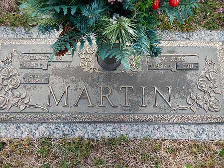 MARTIN, M RUTH - Anderson County, Tennessee   M RUTH MARTIN - Tennessee Gravestone Photos