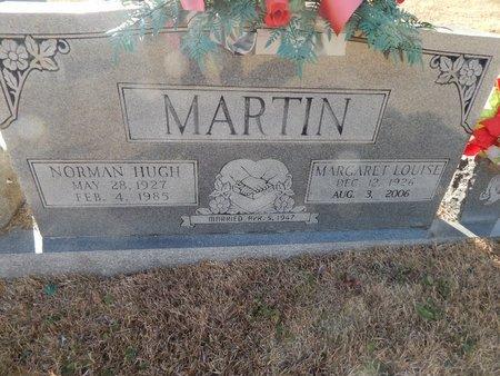MARTIN, NORMAN HUGH - Anderson County, Tennessee | NORMAN HUGH MARTIN - Tennessee Gravestone Photos