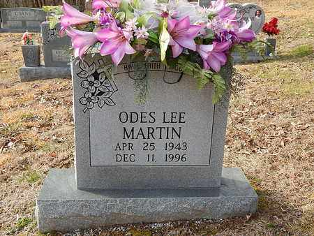 MARTIN, ODES LEE - Anderson County, Tennessee | ODES LEE MARTIN - Tennessee Gravestone Photos