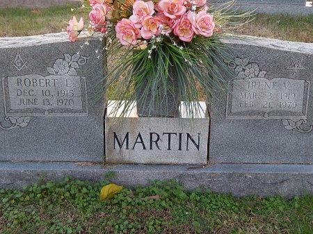MARTIN, ROBERT L - Anderson County, Tennessee | ROBERT L MARTIN - Tennessee Gravestone Photos
