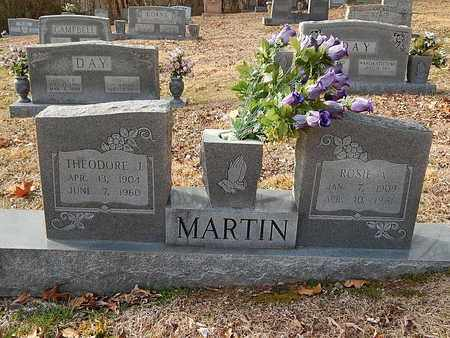 MARTIN, ROSIE A - Anderson County, Tennessee | ROSIE A MARTIN - Tennessee Gravestone Photos